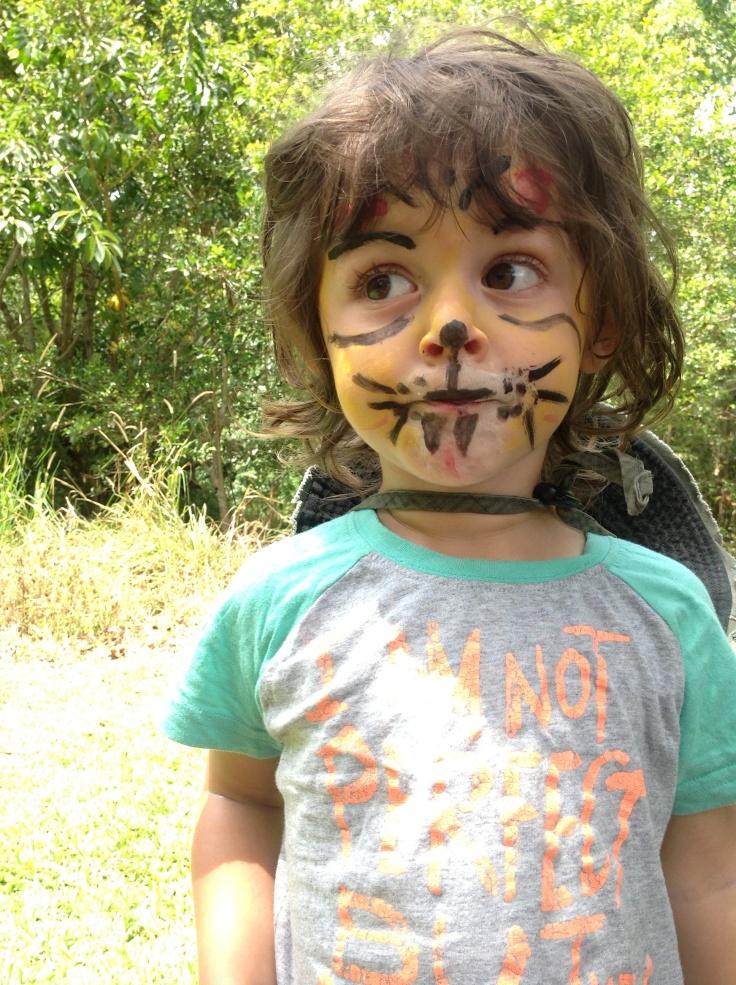 My Little Tiger